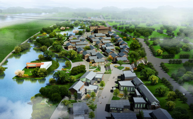 绿色城市规划