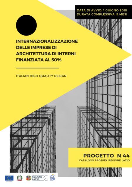 Internazionalizzazione delle imprese di architettura